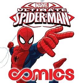 Ultimate Spider-Man Infinite Comic
