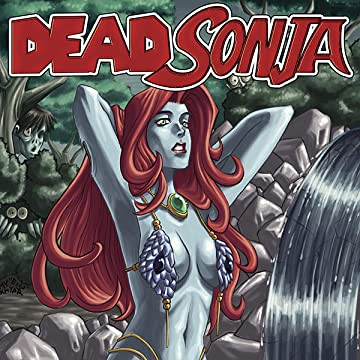 Dead Sonja: She Zombie With A Sword