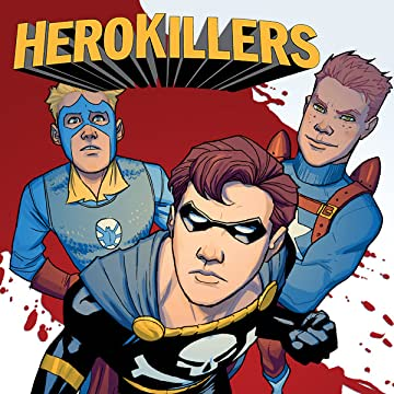 Project Superpowers: Hero Killers
