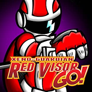 Xeno-Guardian Red Visor GO!