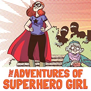 Adventures of Superhero Girl