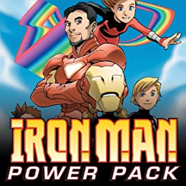 Iron Man and Power Pack (2007-2008)