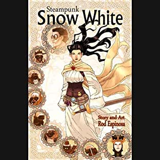 Steampunk Snow White, Vol. 1: Steampunk Snow White