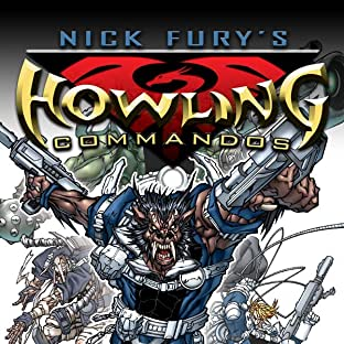 Nick Fury's Howling Commandos (2005-2006)