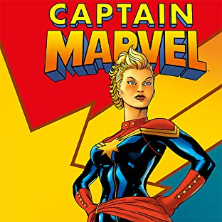 Captain Marvel (2012-2013)