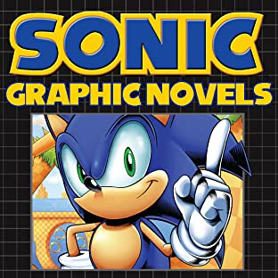 Sonic Graphic Novels