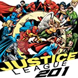 Justice League 201 Sale!