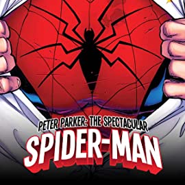 Peter Parker: The Spectacular Spider-Man (2017-2018)