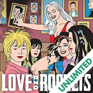 Love & Rockets, Vol. 4