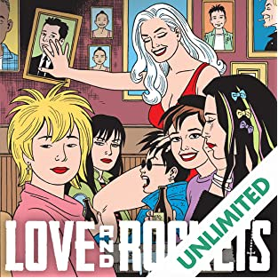 Love & Rockets, Vol. 4