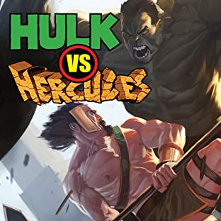Hulk vs. Hercules: When Titans Clash