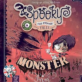 Spooky & The Strange Tales: Monster Inn