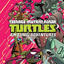 Teenage Mutant Ninja Turtles: Amazing Adventures: Robotanimals!