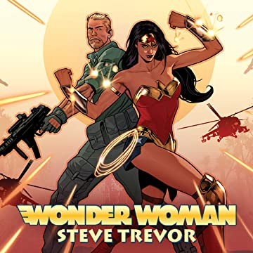 Wonder Woman: Steve Trevor (2017-)