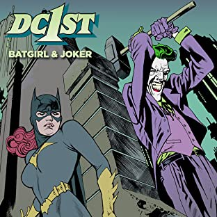 DC First: Batgirl/Joker