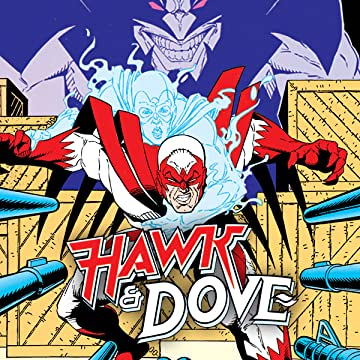 Hawk and Dove (1989-1991)