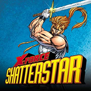 X-Force: Shatterstar (2005)