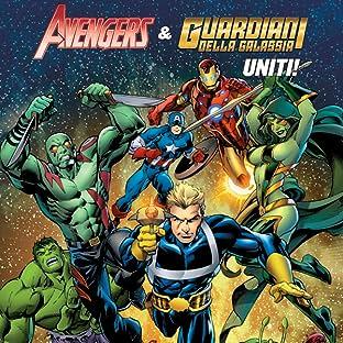 Avengers & I Guardiani Della Galassia