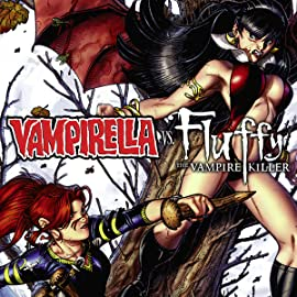 Vampirella vs. Fluffy
