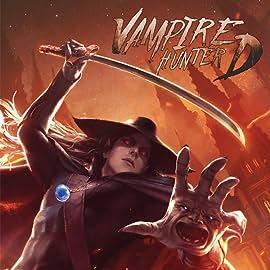 Vampire Hunter D, Vol. 1: Message from Mars