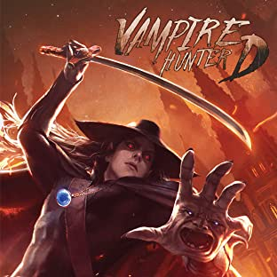 Vampire Hunter D, Vol. 1: Message from Mars