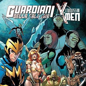 Guardiani Della Galassia e X-Men
