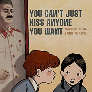 You can't just kiss anyone you want