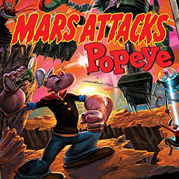 Mars Attacks Popeye