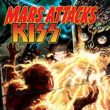 Mars Attacks Kiss