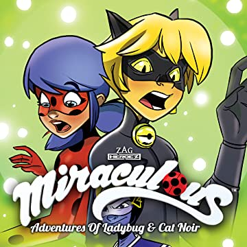 Miraculous: Adventures Of Ladybug And Cat Noir.