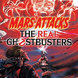 Mars Attacks the Real Ghostbusters