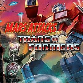 Mars Attacks the Transformers