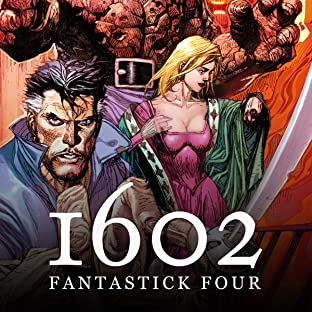 Marvel 1602: Fantastick Four