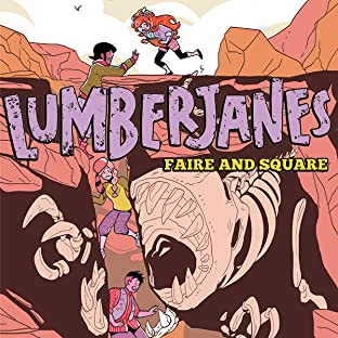 Lumberjanes 2017 Special: Faire and Square