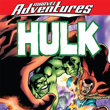 Marvel Adventures Hulk (2007-2008)
