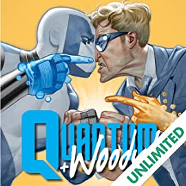 Quantum and Woody! (2017)