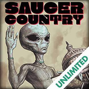 Saucer Country