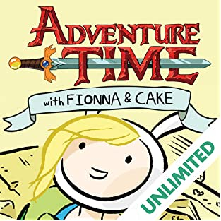Adventure Time: Fionna & Cake