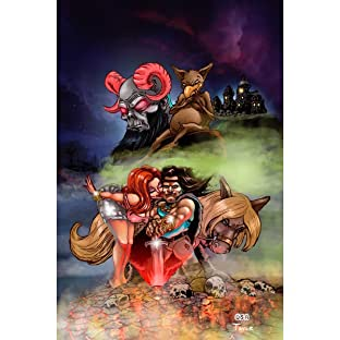 The Bantam Barbarian