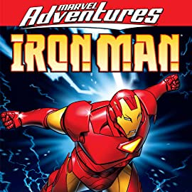 Marvel Adventures Iron Man (2007-2008)