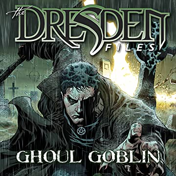 Jim Butcher's The Dresden Files: Ghoul Goblin
