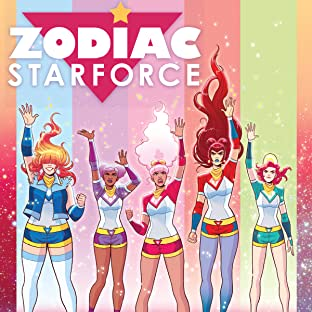 Zodiac Starforce: Cries of the Fire Prince