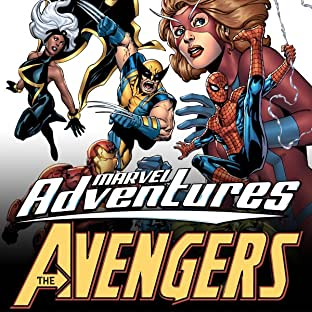 Marvel Adventures The Avengers (2006-2009)