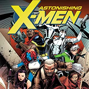 Astonishing X-Men (2017-2018)