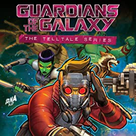 Guardians of the Galaxy: Telltale Games (2017)
