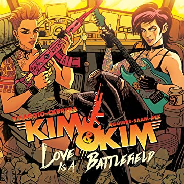Kim & Kim: Love Is A Battlefield