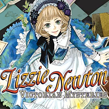 Lizzie Newton: Victorian Mysteries