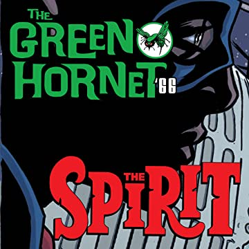 The Green Hornet '66 Meets The Spirit