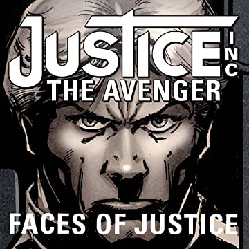 Justice Inc: The Avenger - Faces of Justice