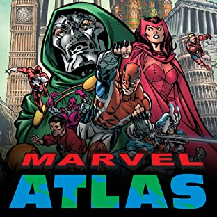 Marvel Atlas (2007), Vol. 1